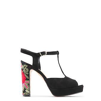 Made in Italia Original Women Spring/Summer Sandalias - Color Negro 29087
