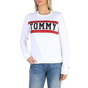 Tommy Hilfiger Original Women All Year Sweatshirt - White Color 38958