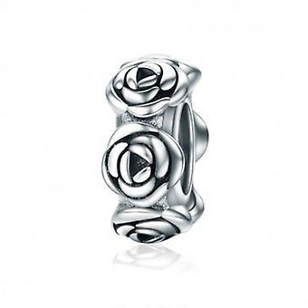 Zwischenelement Aus Sterling-silber Romantische Rose - 5871
