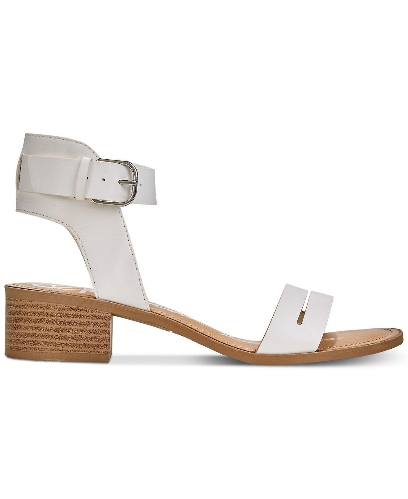 Amerykański Rag Alecta damskie Open Toe dorywczo kostki Strap sandały PTXpv
