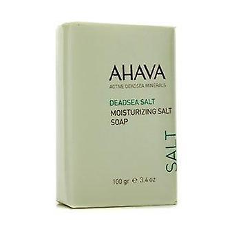 Deadsea salt moisturizing salt soap 166007 100g/3.4oz