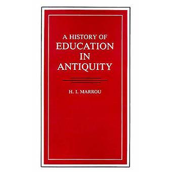 En utbildningshistoria i antiken av H.I. Marrou