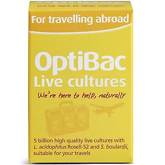 Optibac For Travelling Abroad Capsules 20
