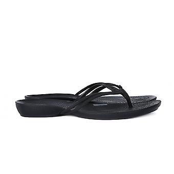 Crocs Isabella Flip 204004BLK universal kesä naisten kengät