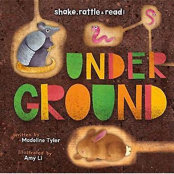 Underground by Madeline Tyler - 9781786377487 Book