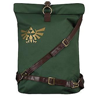 Zelda Backpack Casual - Green - BIO-BP020102ZEL