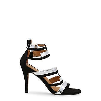 Arnaldo Toscani Women Black Sandals -- 1218235120