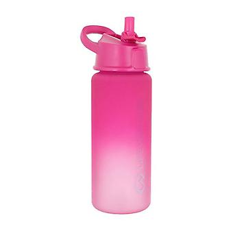 Nieuwe Lifeventure Flip Top Bottle Pink