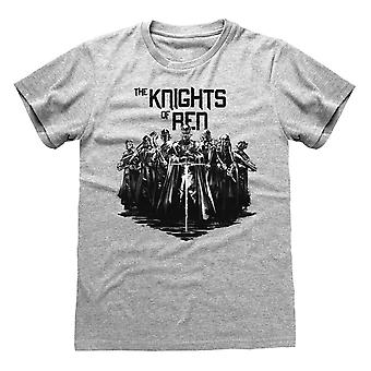 Star Wars The Rise of Skywalker Knights Of Ren Women-apos;s Boyfriend Fit T-Shirt (fr) Marchandises officielles