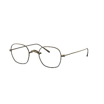 Oliver Peoples Charles OV1270T 5300 Antique Gold Glasses