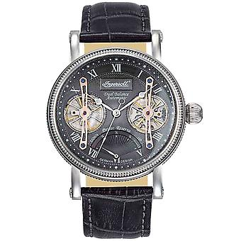 Ingersoll IN3109GY Laval Dual-Balance automatic men's watch 43mm