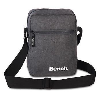 Bench Classic taška přes rameno 23 cm, šedá