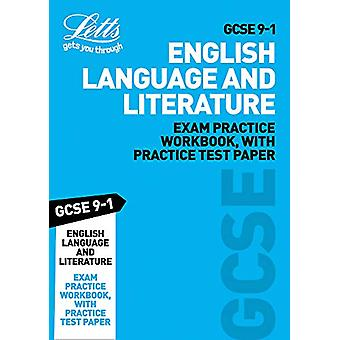 GCSE 9-1 English Language and English Literature Exam Practice Workbo