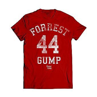 Forrest Gump 44 Oficjalna koszulka męska Unisex