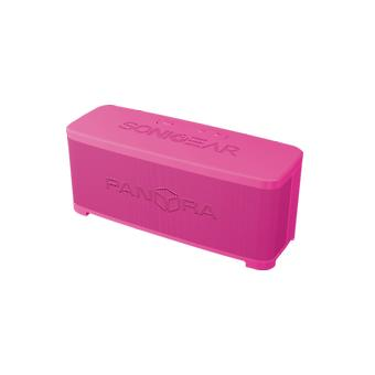 SonicGear Pandora 3R Portable Bluetooth Speaker - Funky Pink