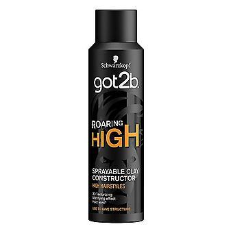 Crema de estilización GOT2B ROARING HIGH Schwarzkopf (150 ml)