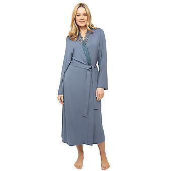 Cyberjammies Nora Rose Emelia 1432 Women's Grey Long Robe