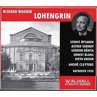 Wagner - Lohengrin [CD] USA import