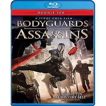 Livvagter & Assassins [Blu-ray] USA importerer