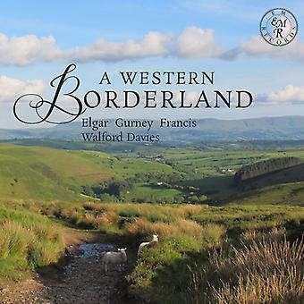 Duncan Honeybourne - Western Borderland [CD] USA import