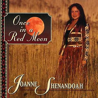 Joanne Shenandoah - Once in a Red Moon [CD] Usa import