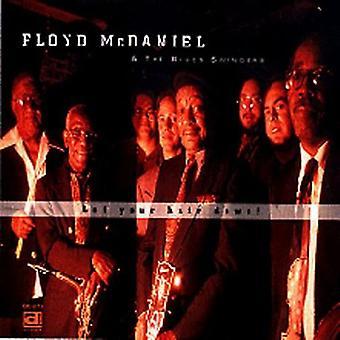 Floyd McDaniel - Let Your Hair Down [CD] USA import