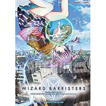Wizard Barristers [DVD] USA import