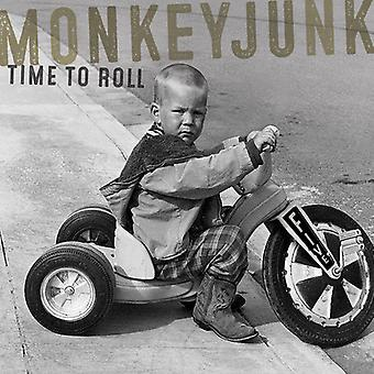 Monkeyjunk - Time to Roll [CD] USA import