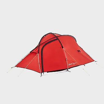 Berghaus Cairngorm Lichtgewicht Compact 3 Persoon Tent Rood