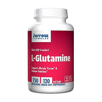 L-Glutamin 750 mg None