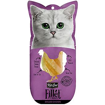 Kit Cat Filletfresh Pollo a la Parilla (Katzen , Snacks , Halbfeucht)