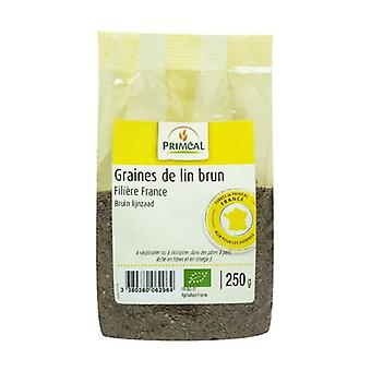 Brown flax seed France 250 g