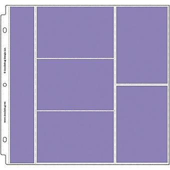 Doodlebug Design Combo Valokuvasuojat 12x12 Tuumaa (12kpl) (3494)