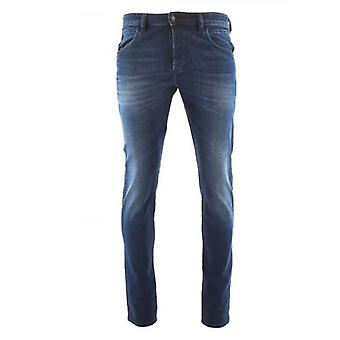 Diesel Tapered Stretch D Bazer Blue Jean 30