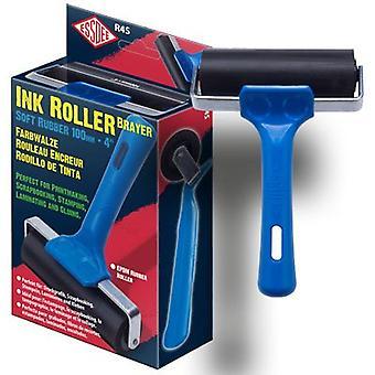 Essdee Soft Rubber Ink Roller 100mm
