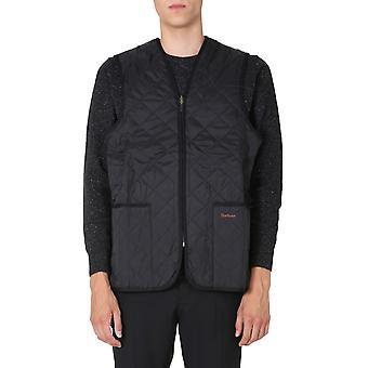 Barbour Mli0001bk91 Men's Black Nylon Vest
