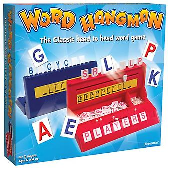 Games - Pressman Toy - Word Hangman New 1701-06