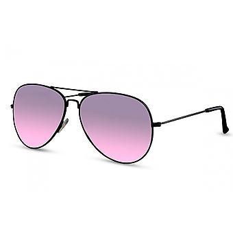 نظارات شمسية المرأة الطيار Cat.2 الأسود / الأرجواني (CWI2518)