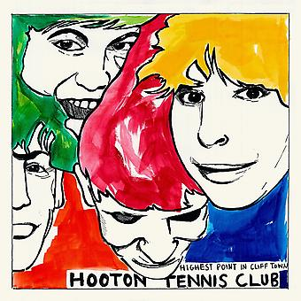 Hooton Tennis Club - Highest Point in Cliff Town (2015) Vinyle