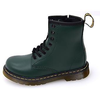 Dr marten's green romario softy t boots