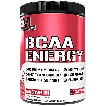 Evlution Nutrition BCAA Energy  vanilla latte 30 servicios