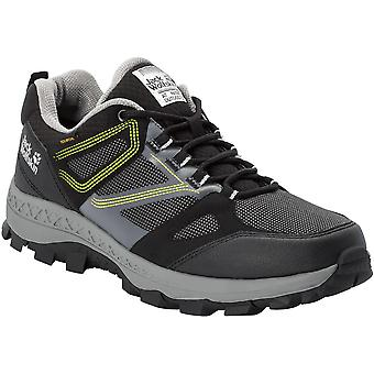 Jack Wolfskin Mens Downhill Texapore Low Walking Shoes