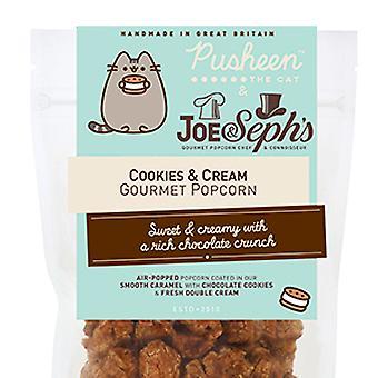 Pusheen Cookies & Cream Popcorn