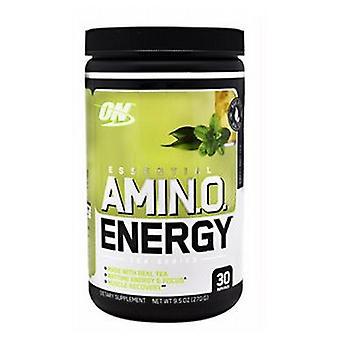 Optimum Nutrition Essential Amino Energy, Sweet Mint Tea 30 Portions