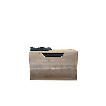 Wood4you - Spielzeug-Box Kick Gerüst Holz 70Lx50Hx50D cm