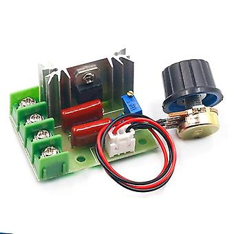 High Power Scr Voltage Regulator Dimming Dimmers Motor Speed Controller