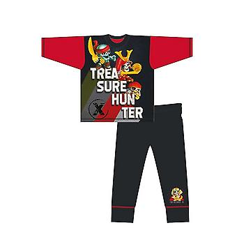 Treasure X Boys Pyjama Set