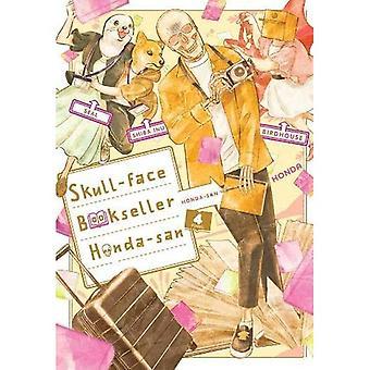Skull-face Bookseller Honda-san, Vol 4