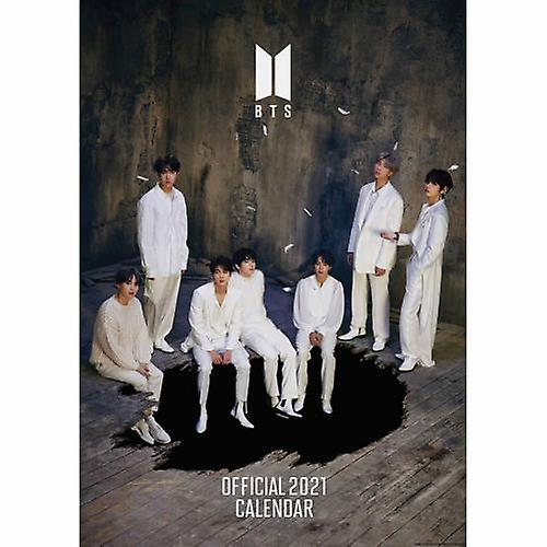 BTS Kalender 2021