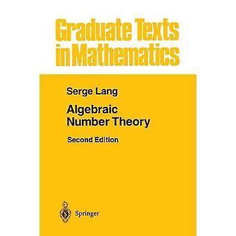 Algebraic Number Theory by Serge Lang - 9781461269229 Book